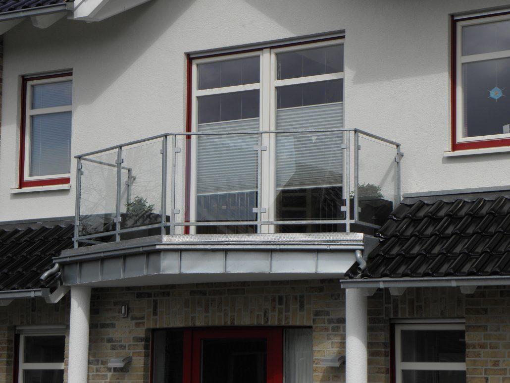Balkone Metallbau Crins